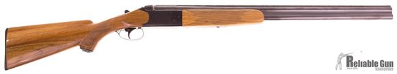 """Picture of Used FEG B12 Over-Under 12ga, 3"""" Chamber, 28"""" Barrel (F,IM), Single Trigger, Very Good Condition"""