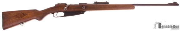Picture of Used Mauser Gewehr 88 Bolt-Action 8x57mm, Sporterized, Turkish Arsenal Stamped, Bolt Handle Cut & Welded, Fair Condition