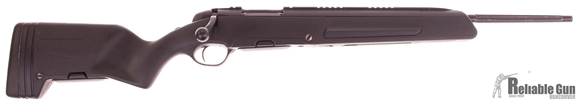 Picture of Used Steyr Tactical Scout Bolt-Action 308 Win, With 2 Mags, Good Condition