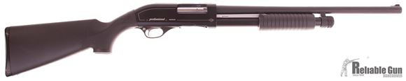 "Picture of Used Yildiz Professional Pump-Action 12ga, 3"" Chamber, 20"" Barrel, Very Good Condition"