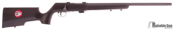 "Picture of Used Savage Mark II TR Bolt-Action 22 LR, 22"" Barrel, Target Style Stock, 5rd Mag, Original Box, Very Good Condition"