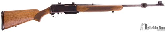"Picture of Used Browning BAR Semi-Auto 7mm Mag, 24"" Barrel, Belgian, With 2 Mags, Good Condition"