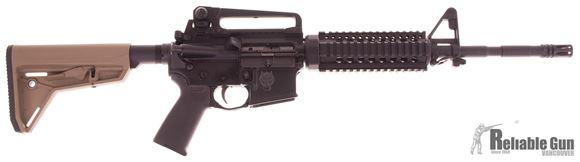 """Picture of Used Dominion Arms DA556 Semi-Auto 5.56mm, 14.5"""" Barrel, Quad Rail, Magpul Furniture, No Mag, Good Condition"""