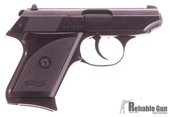 """Picture of Used Walther TPH Semi-Auto 22 LR, 2.75"""" Barrel, Blued, With 2 Mags & Original Box, As New Condition"""
