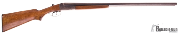 """Picture of Used Stevens 311A Side-by-Side 12ga, 2 3/4"""" Chambers, 30"""" Barrels, Fair Condition"""