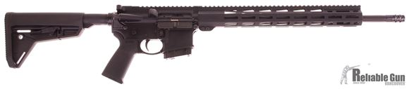 """Picture of Used Ruger AR-556 MPR Semi-Auto 5.56mm, 18"""" Barrel, M-lok Handguard, Magpul Furniture, Muzzlebrake, One Mag, Excellent Condition"""