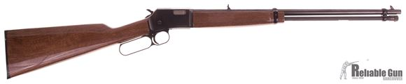 Picture of Used Browning BL22 Lever-Action 22 LR, Grade 1, Ding on forend, Good Condition