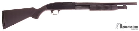 "Picture of Used Maverick 88 Pump-Action 12ga, 3"" Chamber, 18.5"" Barrel, Excellent Condition"