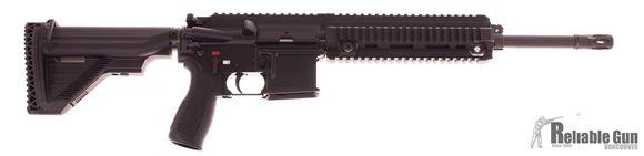 "Picture of Used HK MR223 Semi-Auto 223 Rem, 14.5"" Barrel, No Mag, Excellent Condition"