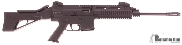 """Picture of Used GSG GSG-15 Semi-Auto 22 LR, 16"""" Barrel, Black, 2 Mags, Excellent Condition"""