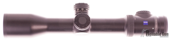 Picture of Used Zeiss Hunting Sports Optics, Victory V8 Riflescopes - 1.8-14x50mm, 36mm, Matte, Illuminated (#60), ASV Elevation Turret, 1cm Click Value, LotuTec, 400 mbar Water Resistance, Nitrogen Filled, RING MARKS