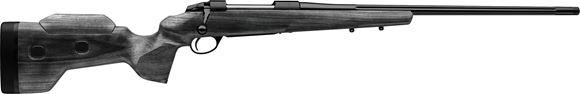 "Picture of Sako 85 Blackwolf Bolt Action Rifle - 308 Win, 24.3"", Matte Blue, Cold Hammer Forged Fluted Threaded Barrel, Black Laminate Stock, Adjustable Comb & LOP, 4rds, No Sight, 2-4lb Adjustable Trigger"