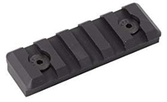 Picture of Timber Creek Outdoors AR15 Parts - M-Lok Picatinny Rail Section, 5 Slot, Black