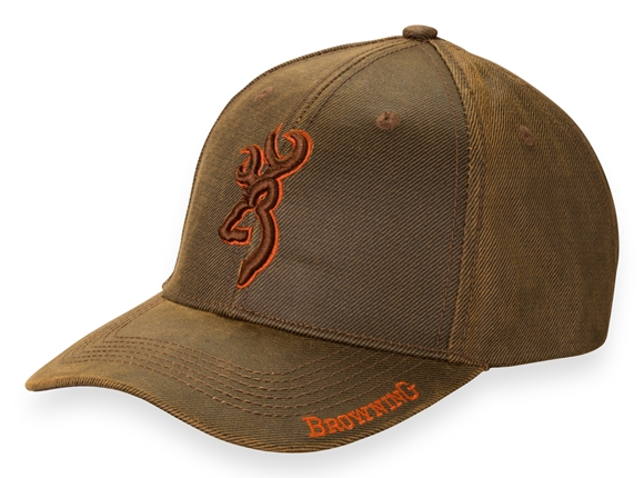 Picture of Browning Cap - Rhino Brown, Adult Adjustable Fit