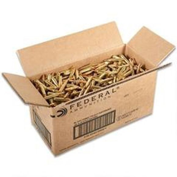 Picture of Federal, American Eagle Rifle Ammo - 7.62x51mm NATO, 149Gr, Full Metal Jacket (M80l), 1000rds Loose Case