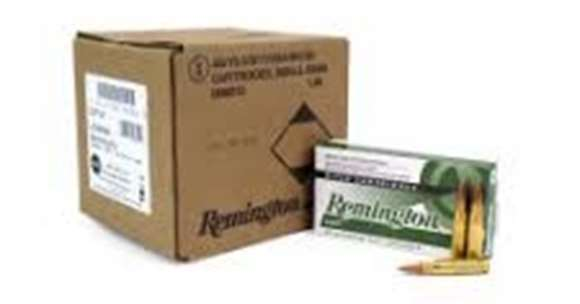 Picture of Remington UMC Rifle Ammo - 308 Win, 150Gr, MC, 400rds Case, 2820fps