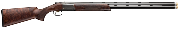 "Picture of Browning Citori 725 S3 Sporting Over/Under Shotgun - 12Ga, 3"", 32"", Vented Rib, Low Luster Blued, Oil Finish Grade V/VI Black Walnut Stock, Ivory Front & Mid Bead Sight, Invector-DS Extended (F,IM,M,IC,C)"