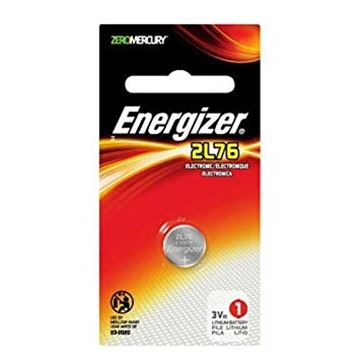 Picture of Energizer Batteries, Speciality Batteries, Specialty Lithium/Photo Batteries - Energizer Photo Electronic 2L76 Battery, 3.0V