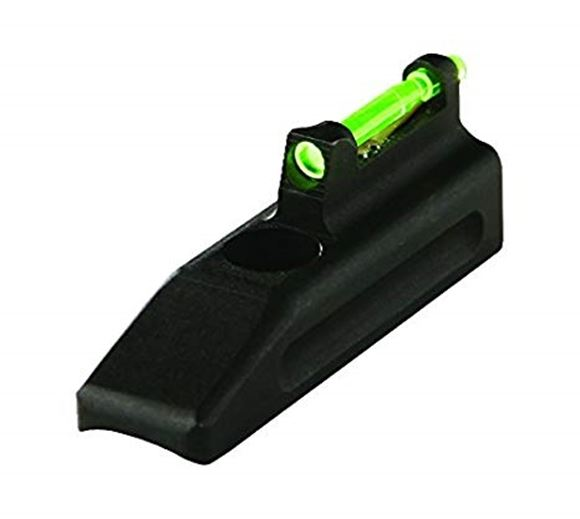 Picture of HiViz Handgun Sights, Ruger, Front Sights - Fiber Optic LiteWave Front Revolver Sight, Green Red & White, Fits Ruger Mark II and Mark III heavy barrel guns including 22/45 with adjustable rear sight only