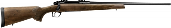 "Picture of Remington Model 783 Walnut Bolt Action Rifle - 6.5 Creedmoor, 22"", Carbon Steel, Blued, American Walnut Stock, 4rds, CrossFire Adjustable Trigger"