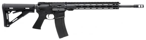 """Picture of Savage Arms MSR15 Recon LRP Semi Auto Rifle - 224 Valkyrie, 18"""", 1:7"""" 5R Right-Hand, Adjustable Gas System, Free-Float M-LOK Handguard, Two Stage Trigger, Hogue Pistol Grip & Magpul CTR Stock, Tunable Muzzle Brake"""
