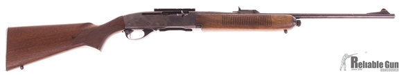 Picture of Used Remington 742 Woodsmaster Semi-Auto 30-06 Sprg, With Weaver Base, Missing Dust Cover, Fair Condition