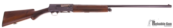 Picture of Used Browning Auto 5 Semi-Auto 12ga, 2 3/4'' Chamber, 30'' Barrel Full Choke, Forend Cracked, Otherwise Good Condition