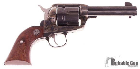 "Picture of Used Ruger Vaquero Single-Action 45 Colt, 4.75"" Barrel, Case Hardened Frame, Excellent Condition"