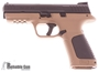 Picture of Used Girsan MC28 SA Semi-Auto 9mm, FDE, 2 Mags & Original Box, Good Condition