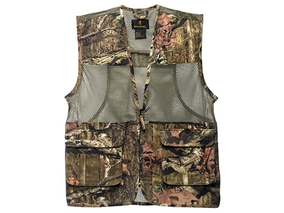 Picture of Browning Outdoor Clothing, Shooting Vests - Dove Vest MOINF Camo, Large