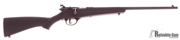 "Picture of Used Savage Rascal Bolt-Action 22 LR, 16"" Barrel, Single Shot, Aperture Sights, Excellent Condition"