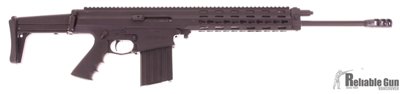 "Picture of Used Robinson Arms XCR-M 308 Win - Lightweight 18.6"" Barrel, 1 Mag, Fast Stock, Muzzle Brake. Good Condition"