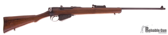 Picture of Used Lee Enfield No 1 Mk III Bolt-Action 303 British, Sporterized, 10rd Mag, Good Condition