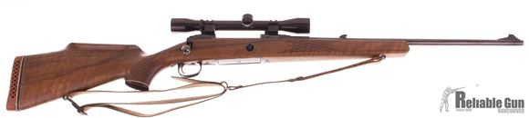 "Picture of Used CIL Model 950C Bolt-Action 30-06 Sprg, 22"" Barrel, With Bushnell Sportview 4x32mm Scope, One Mag, Good Condition"
