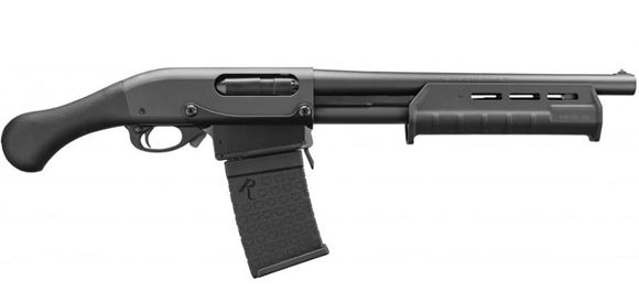 "Picture of Remington 870 Tac-14 DM Pump Action Shotgun - 12Ga, 3"", 14"", Fixed Cyl Choke, 870 DM Box Magazine, 5rds, Magpul Fore End, Bird's Head Pistol Grip"