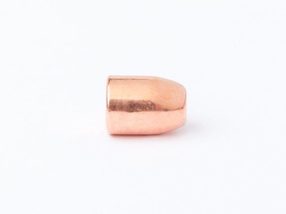 Picture of Cam Pro Bullets - 10mm / 40Cal , 165 gr, (FCP SH) Full Copper Plated Shoulder, 1000 pc