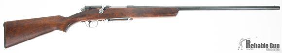 "Picture of Used Stevens 258B 20 Gauge Bolt Action Shotgun, 26"" Blued Barrel, 1 Detachable Box Mag, Very Good Condition"