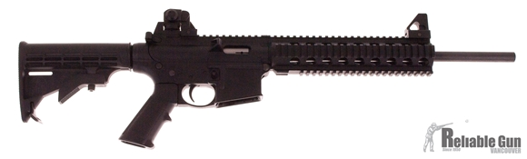 Picture of Used Smith & Wesson M&P 15-22 Semi Auto Rifle, With Sights, No Mag, Excellent Condition