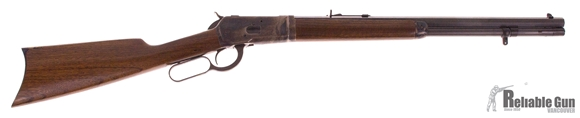 "Picture of Chiappa Armi Sport 1892 Take Down Lever Action Carbine - 357 Mag, 20"", Color Case Receiver/Blued Barrel, Walnut Stock"