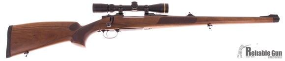 Picture of Used CZ 557 FS .308 Win Bolt Action Rifle, Leupold VX-3 2.5-8x36, Walnut Stock, Excellent Condition