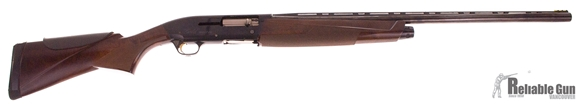 "Picture of Used Browning Gold Evolve 12-Gauge Semi Auto Shotgun, 28"" Vent Rib Barrel with Fiber Optic Sight, Wood Stock, Added Check Pad, Fair Condition"