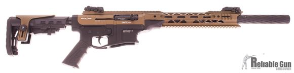 Picture of Used Derya MK12 12 Gauge Semi Auto Shotgun, FDE/BLK, 3 Mags, Original Kit, Excellent Condition