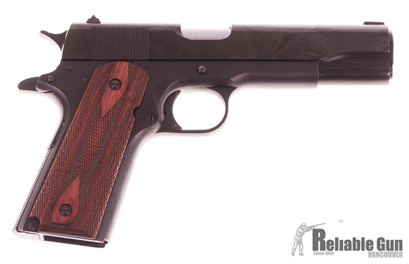 Picture of Used Norinco 1911A1 45 ACP Semi Auto Pistol, 2 Mags, Laminate Wood Grip, Excellent Condition