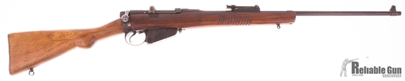 Picture of Used Lee Enfield No 1 Mk III Bolt-Action 303 British, Sporterized, Bore Pitted, Otherwise Fair Condition