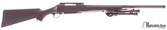 "Picture of Used Savage Model 10 Bolt-Action 308 Win, 24"" Heavy Threaded Barrel, Bipod, Excellent Condition"