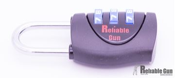 Picture of Reliable Gun Combination Luggage/Gun Case Lock