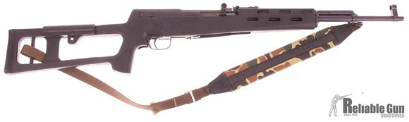 Picture of Used Norinco SKS-D Semi-Auto 7.62x39, Synthetic Stock, 2 Mags, Good Condition