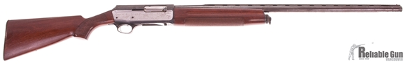 "Picture of Used Franchi 48 Semi-Auto 12ga, 2 3/4"" Chamber, 30"" Barrel Full Choke, Surface Rust On Barrel, Fair Condition"