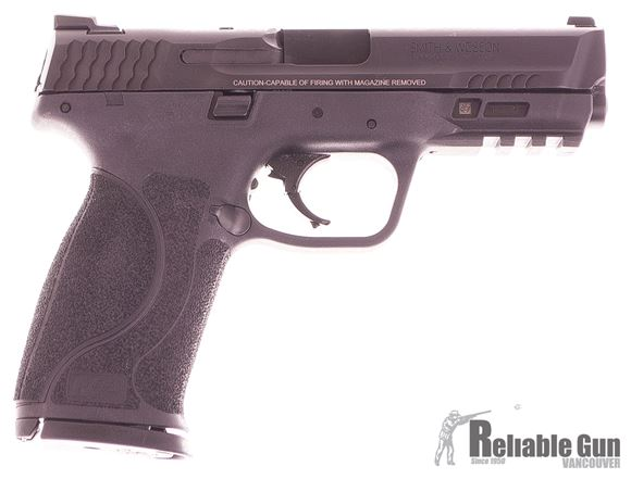 Picture of Used Smith & Wesson M&P40 2.0 Semi-Auto 40 S&W, With 3 Mags & Original Case, Excellent Condition