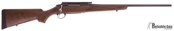 """Picture of Used Tikka T3x Hunter Bolt-Action 223 Rem, 22"""" Barrel, Blued, Wood Stock, With Picatinny Rail, One Mag, Excellent Condition"""